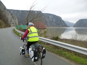 Riding the IRon Gorge