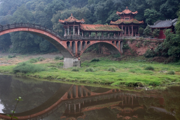 Some of the old stuff in China is original! This bridge is gorgeous!